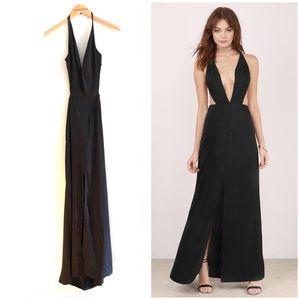 { Tobi } Bold Move Maxi Dress Sz Medium